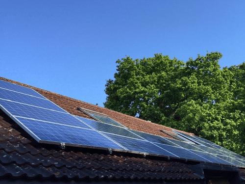Rooftop Solar PV - Montessori Place 1