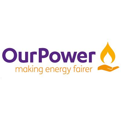 BHESCo Partner - Our Power Logo