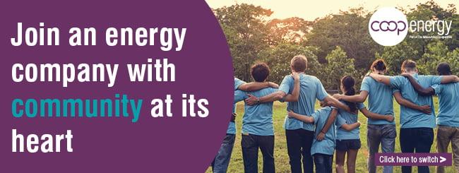 BHESCo Coop Energy Community Banner