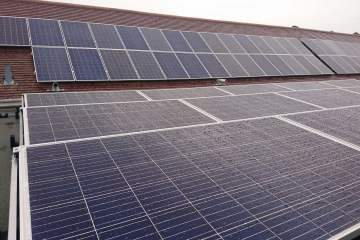 community energy solarpower schools varndean brighton