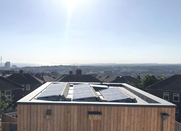 investing community energy projects - bunker housing co-opa