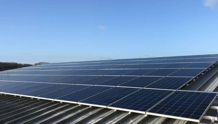 BHESCo Ten Point Plan UK Net Zero Carbon Emissions - Solar PV