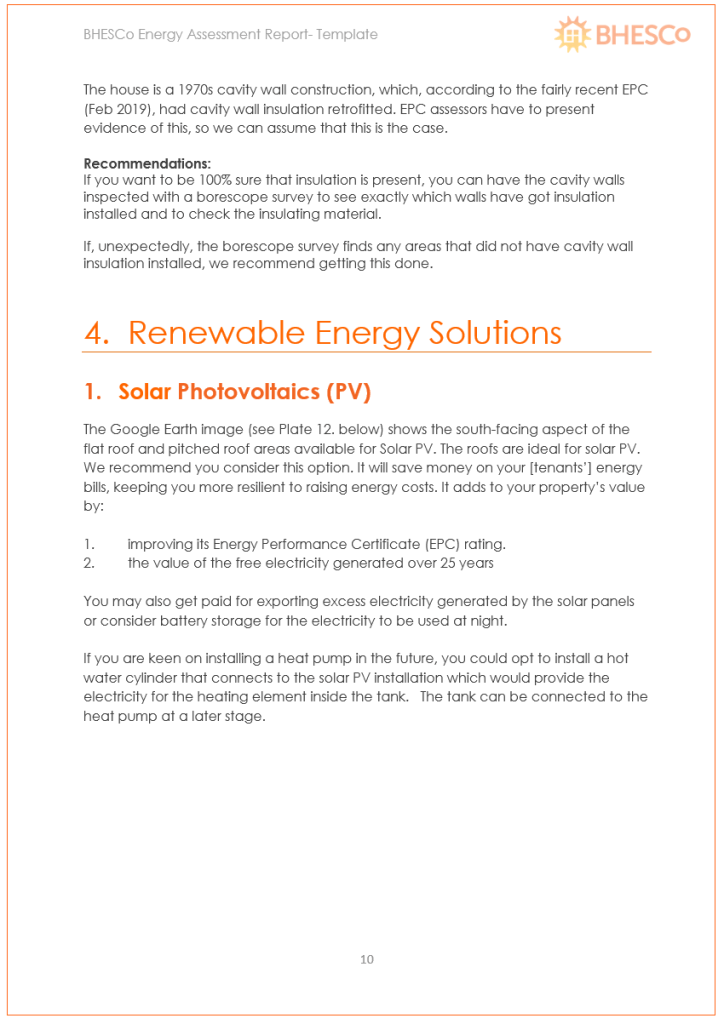 brighton hove energy services renewable energy solutions page