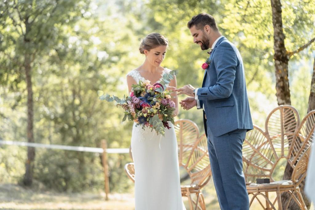 Photo de mariage en Drome et Ardèche