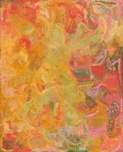 Lot 47 - Emily Kame Kngwarreye, Untitled, 1992, est. $45,000-55,000. Simply the best
