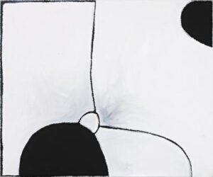 Lot 9 - Paddy Bedford, 150 x 180 cm, est. $110,000-150,000. 50 Shades of Grey