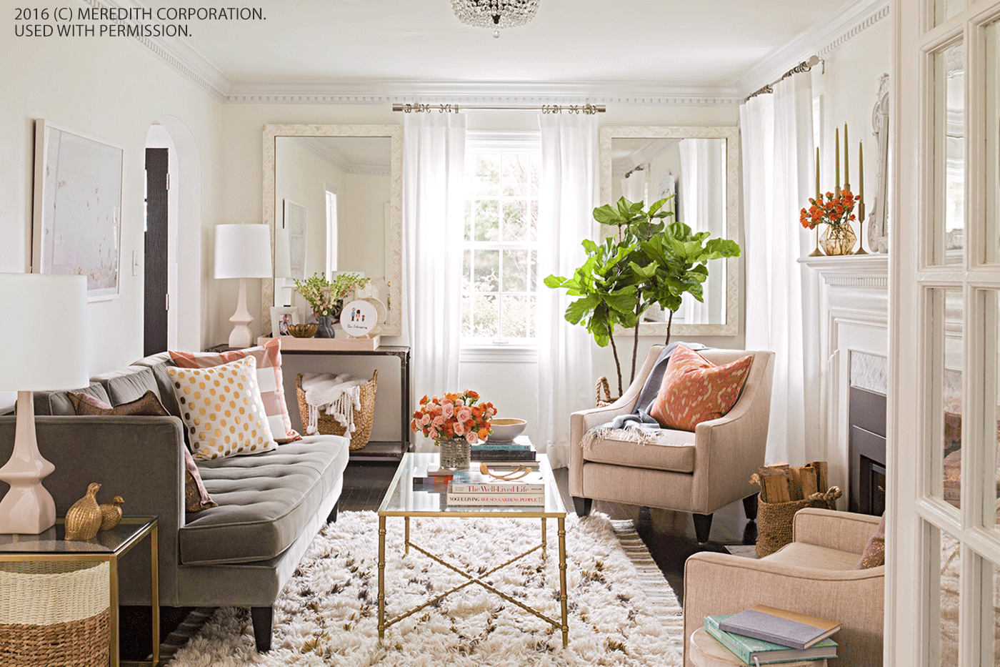 Living Room Solutions: Design And Furniture For Small