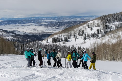 Inaugural BHGR Women's Focused Steamboat Powdercats