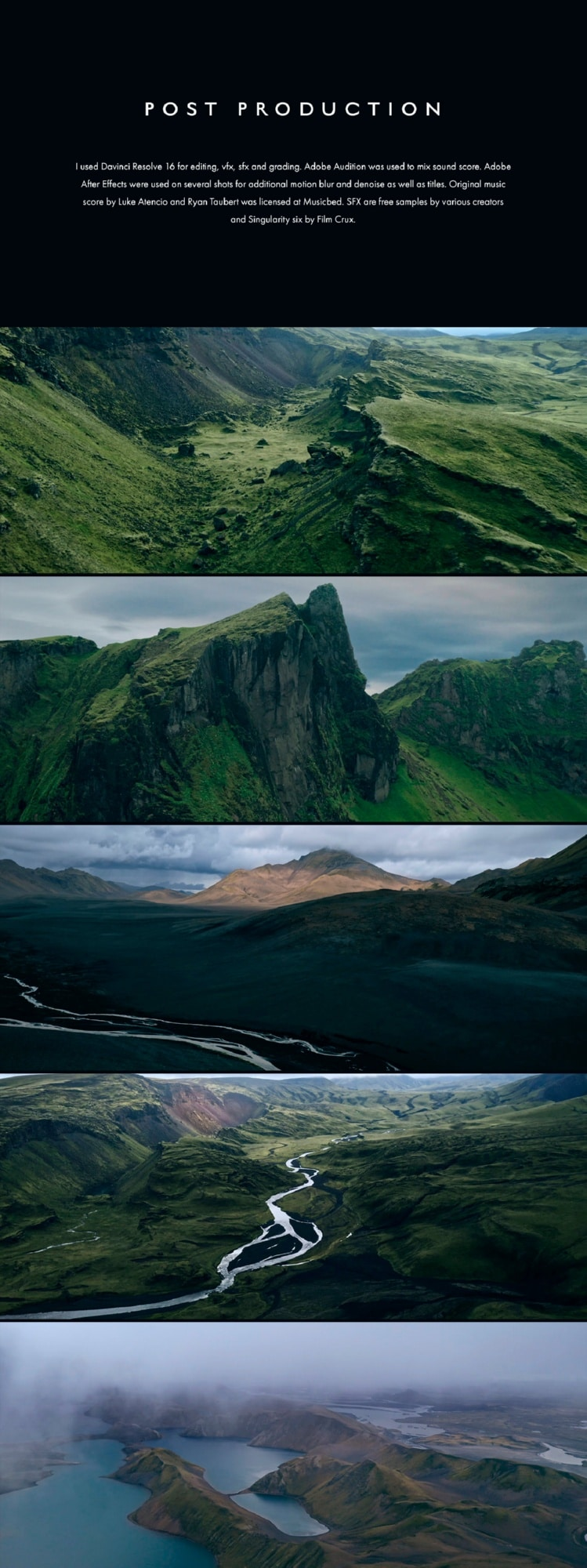 Islandia by Vadim Sherbakov