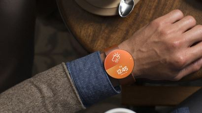 CIRCLE - Smart watch by Jeong Kim