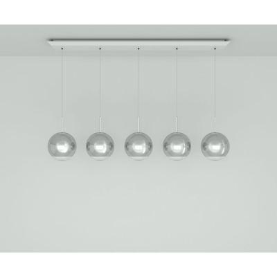 mirror-ball-25cm-linear-pendant-system