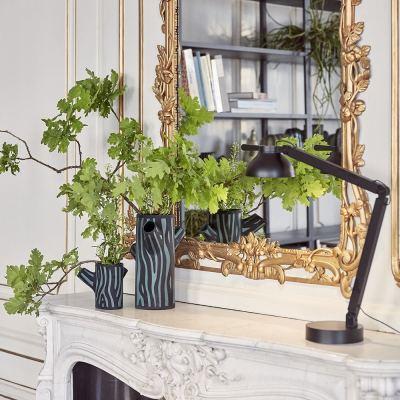 tree-trunk-vase-dark-green-small