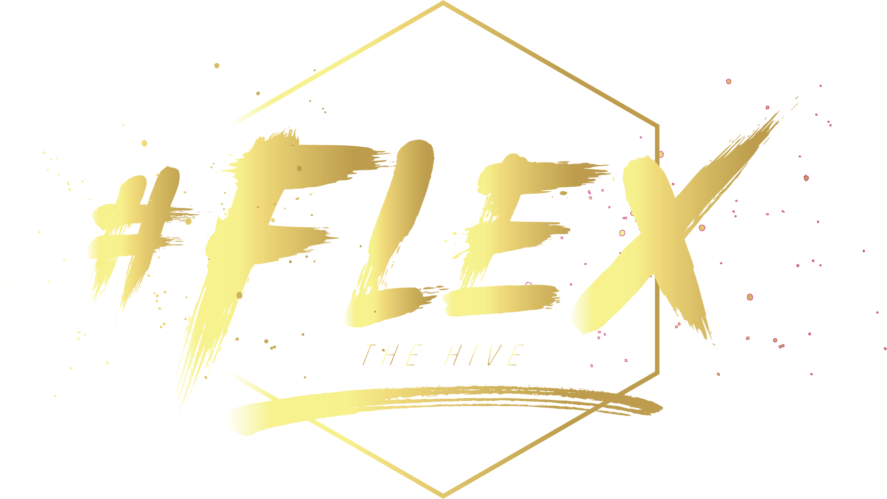 flex the hive gold