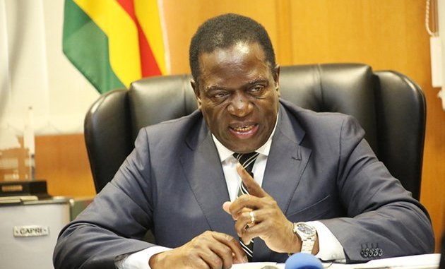 Zimbabwe's President Updates on the 100 Days Promises