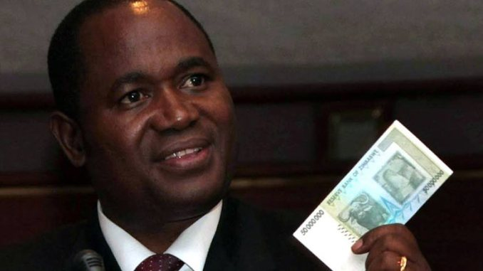 Gono Speaks About Cash Challenges in Zimbabwe