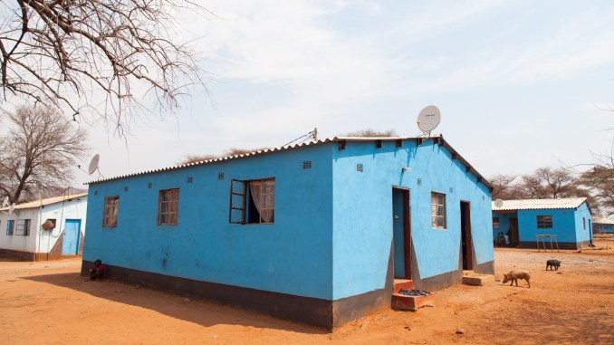 Confused Headmaster Takes Ownership of State Owned Property, Extends Building