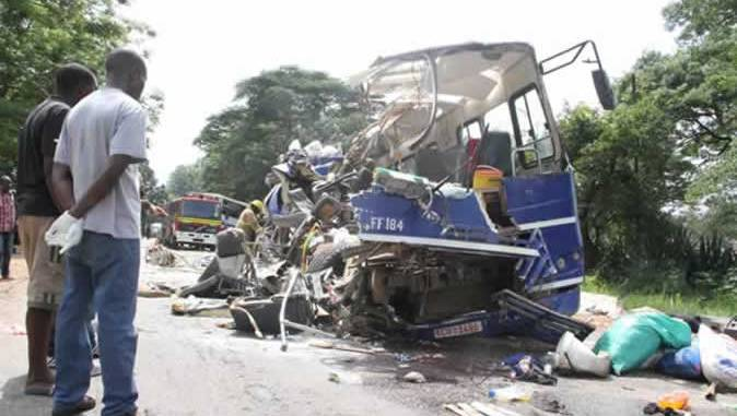 What Zimbabwe Need is Technology For Behaviour Change To Reduce Road Accidents.