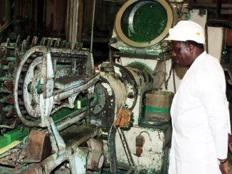 Government Instrument Fails to Boost Industrial Production