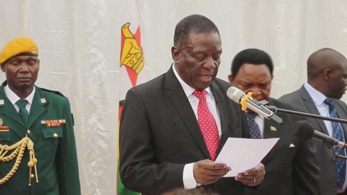Parirenyatwa, Chinamasa Dropped As Cabinet Ministers