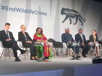 Zimbabwe Tourism Minister Tours UK