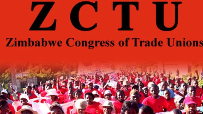 ZCTU Plans A Court Case Over A Tax Increase Demonstration