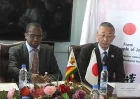 Zimbabwe-Japan Signs A Grant for Cyber Security Equipment Supply