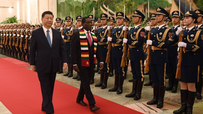 Zimbabwe Should Opt China for Assistance: Former CZI President