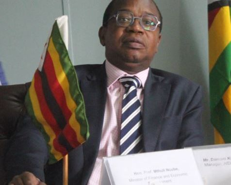 US Dollar Reduced Zimbabwe's Competitiveness: Finance Minister