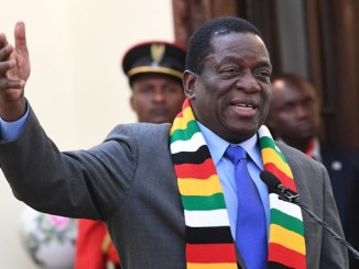 Zimbabwe President Officially Opens the Zimbabwe International Research Symposium