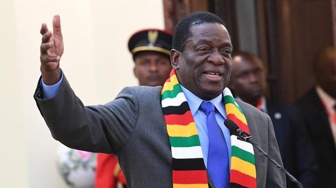 Zimbabwe President Officially Opens the Zimbabwe International Research Symposium