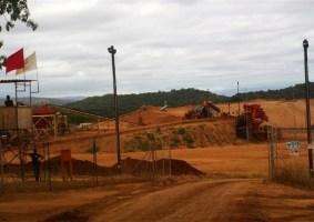 Police Investigate An Intrusion At Chiadzwa Diamond Mine