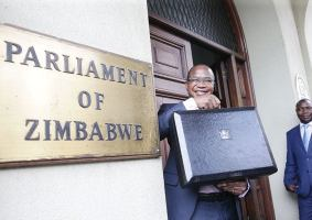 Projections in the Zimbabwe 2021 National Budget