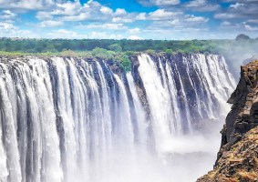 Water Levels At Victoria Falls Rising Again: Tourism Association