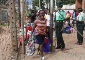 Zimbabwe President Pardons Convicted Female Prisoners