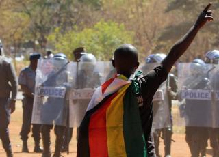 31 July Demonstration To Go On As Planned Despite A Spike In COVID-19: Ngarivhume