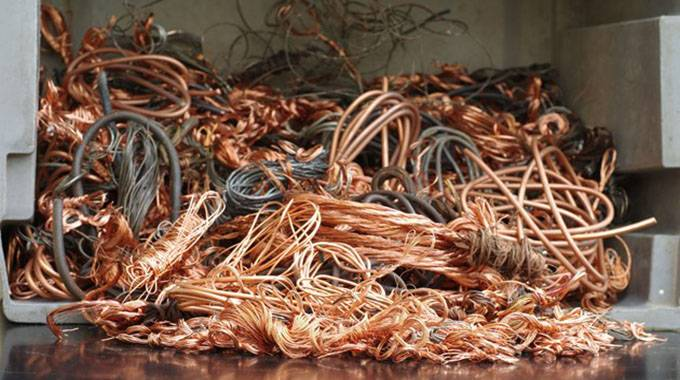 Government To Ban Possession of Copper Without License