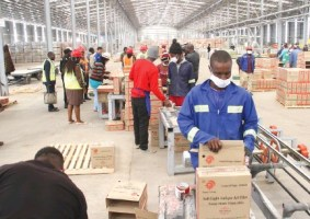 Zimbabwe Industries Take Advantage Of Lockdown To Locally Produce More