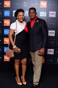 7. Oscar and Titi Oyinsan