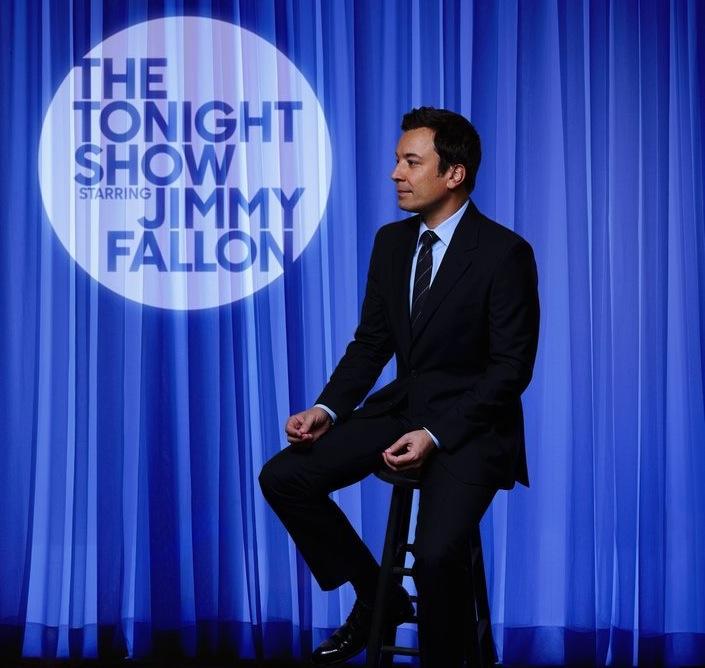 THE TONIGHT SHOW STARRING JIMMY FALLON -- Season: 1 -- Pictured: Jimmy Fallon -- (Photo by: James White/NBC)