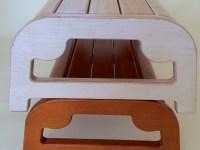 Bhoga Infinity Bench 9″ high
