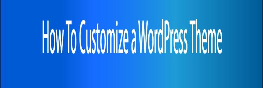Learn WordPress theme Customization Step by Step