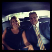Jay Jerahian and Lisa Flaco