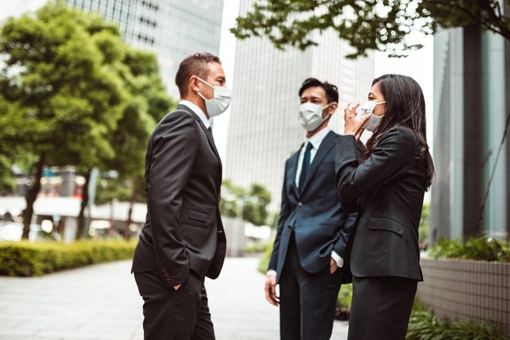 meeting during the coronavirus