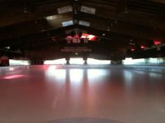 Eishockey Halle, Garching