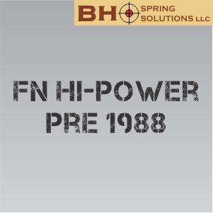 Classic FN Hi-Power (pre1988)