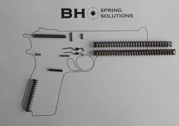 Hi-Power MKII/MKIII Spring kit (Shooter's pack)