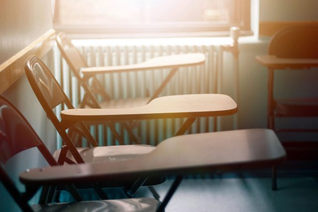 Extended teacher absences can often require school administration to hire a long-term substitute.