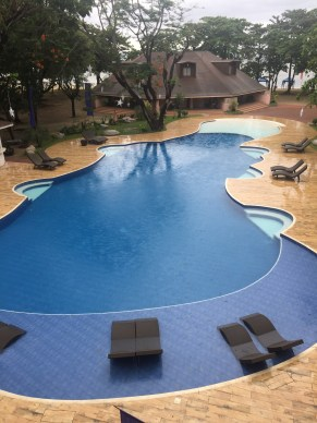 our favorite, the big pool