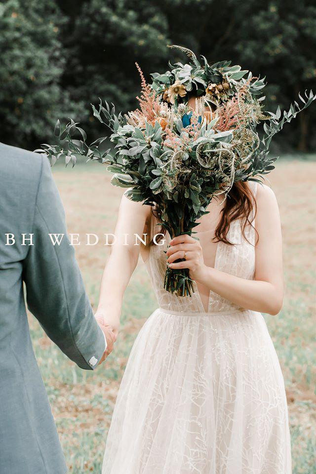 高雄婚紗,工作室婚紗照作品,BH WEDDING,婚紗照
