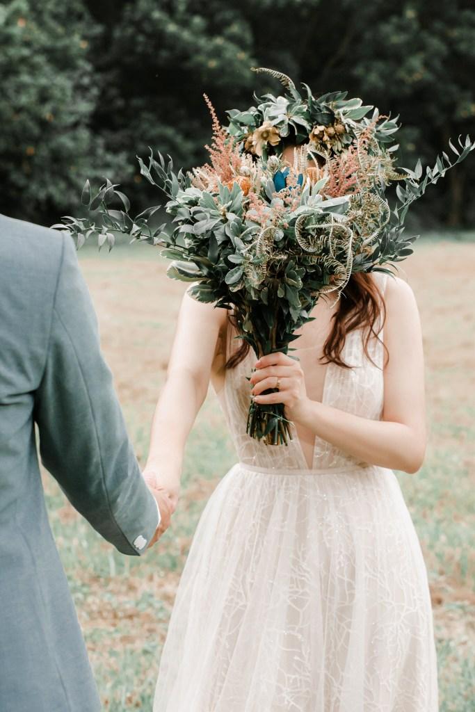 唯美浪漫 – 美式森林婚紗